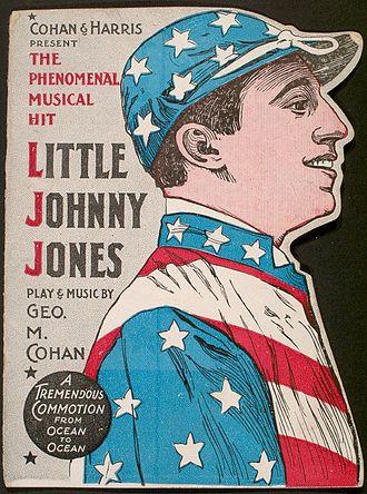 Little Johnny Jones - Pamphlet, 1907
