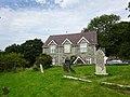Llawddog, Eglwys Sant Llawddog Church, Cenarth, Carmarthenshire, Cymru Wales z07.jpg