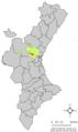 Localització de Benaguasil respecte del País Valencià.png