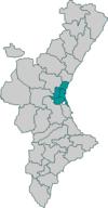 Localització de l'Horta de València.png