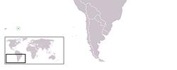 Situo de Insulo Sala kaj Gómez
