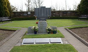 Garden of Remembrance, Lockerbie, Scotland (Lo...
