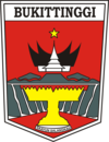 Official logo of Kota Bukittinggi كوتو بوكيق تيڠڬي
