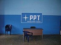 Logo del PPT.