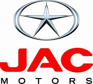 JAC Motors - Image: Logo jac