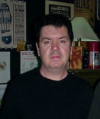 Lol Tolhurst - Tolhurst in 2008