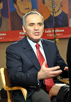 Image illustrative de l'article Garry Kasparov
