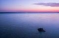 Long exposure at sea sunset in Paklenica.jpg
