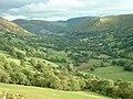 Looking down Cwm Rhiwarth - geograph.org.uk - 241747.jpg