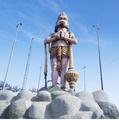 Lord Hanuman Statue at Sita Samahit Sthal.png