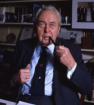 Long and short scales - British prime minister Harold Wilson (1916–1995)