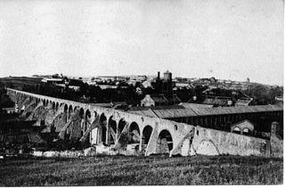 Aqueduct of Algeciras