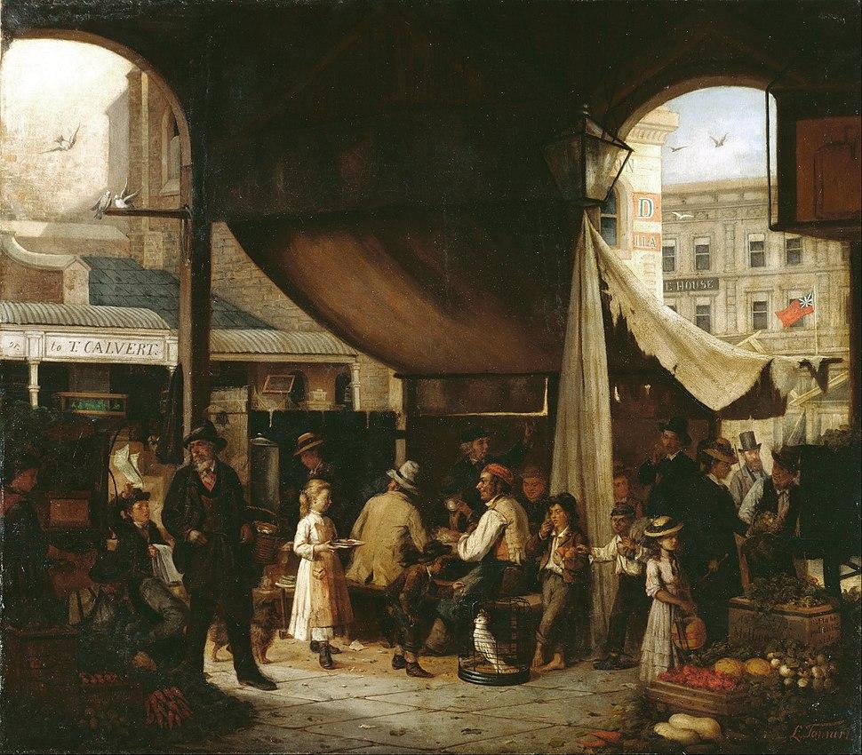 Louis Tannert - Paddy%3Fs Market - Google Art Project