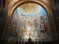 Lourdes église Rosaire mosaïques Flagellation.JPG