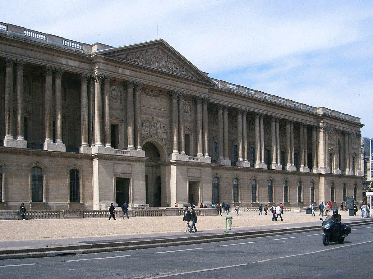 Souvent Place du Louvre - Wikipedia QA35