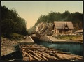 Loveid Lock, Telemarken (i.e, Telemark), Norway-LCCN2001700752.tif