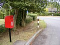 Lowes Hill and East Green Postbox - geograph.org.uk - 1477110.jpg