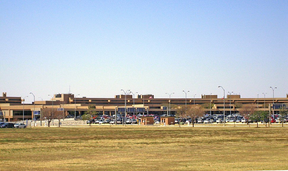 Lubbock Preston Smith International Airport IMG 0260