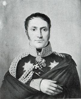 Karl Heinrich Ludwig von Borstell