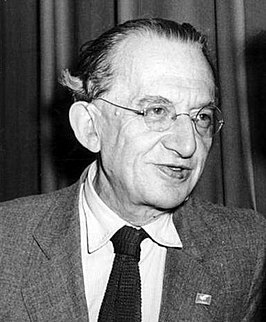 Georg Lukács in 1952