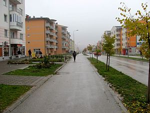 Istočno Novo Sarajevo - Image: Lukavica, Spasovdanska
