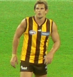 Luke Hodge - Hodge in 2007