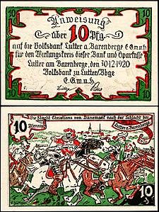 Lutter 10 Pfg 1920.jpg