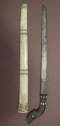 Luwuk Sword