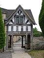 Lychgate, Painswick - geograph.org.uk - 197292.jpg