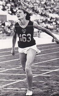 Lyudmila Shevtsova athletics competitor