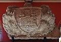Mènsula gòtica amb l'escut dels Castellà, Museu de Belles Arts de València.JPG