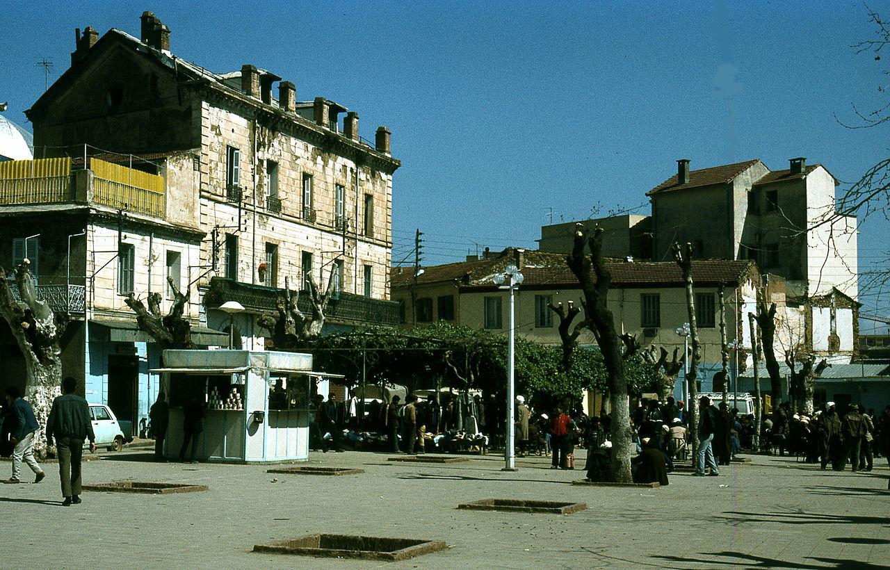 Photo Ville Mascara Algerie