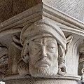 Münster, Historisches Rathaus, Säule mit Wiedertäufern -- 2020 -- 9329.jpg
