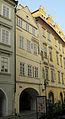 Měšťanský dům U zlaté dvojky, U koníčka, Praha 1, Malé nám. 9, Staré Město.JPG