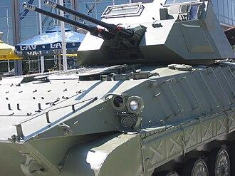 BVP M-80 - Image: M 80 SPAAA