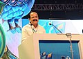 M. Venkaiah Naidu addressing at the inauguration of the 47th International Film Festival of India (IFFI-2016), in Panaji, Goa.jpg