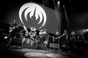 Magma (band) - Image: MAGMA @ Roadburn Festival 2017 06