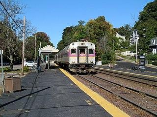 Haverhill Line branch of the MBTA Commuter Rail