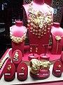 MC 澳門 Macau 澳門半島 Macao Peninsula 大堂區 Freguesia da Sé District tourism gold shop window March 2019 SSG 06.jpg