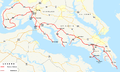 MD Scenic Byway 16, Religious Freedom Tour Map.png