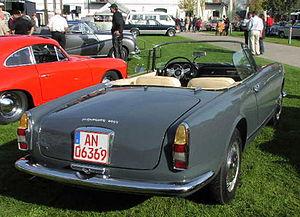 Alfa-Romeo 2600 Spider