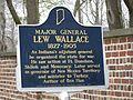 MJ Gen Lew Wallace P4180009.jpg