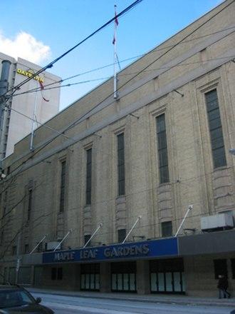 Basketball Association of America - Image: MLG exterior
