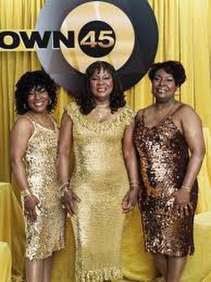 Martha and the Vandellas - Martha Reeves and the Vandellas at Motown 45, 2004
