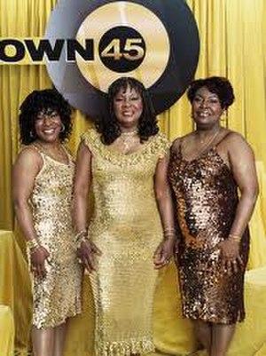 Martha and the Vandellas - Martha Reeves and the Vandellas at Motown 45, 2004