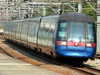MTR Adtranz–CAF EMU - Image: MTR Airport Express Line