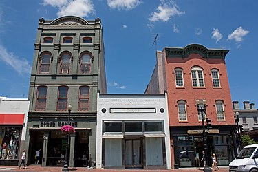 M Street and 31st Street N.W., Georgetown, Washington, DC.jpg
