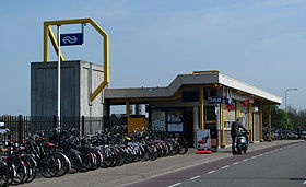 Image illustrative de l'article Gare de Maastricht Randwyck
