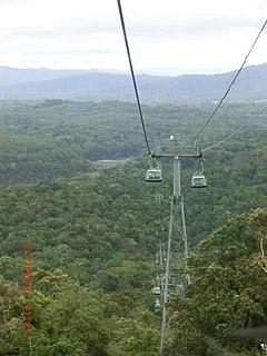 Macalister Range, Queensland Suburb of Cairns Region, Queensland, Australia