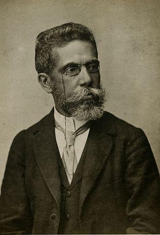 Machado de Assis - Machado de Assis around age 56, c. 1896